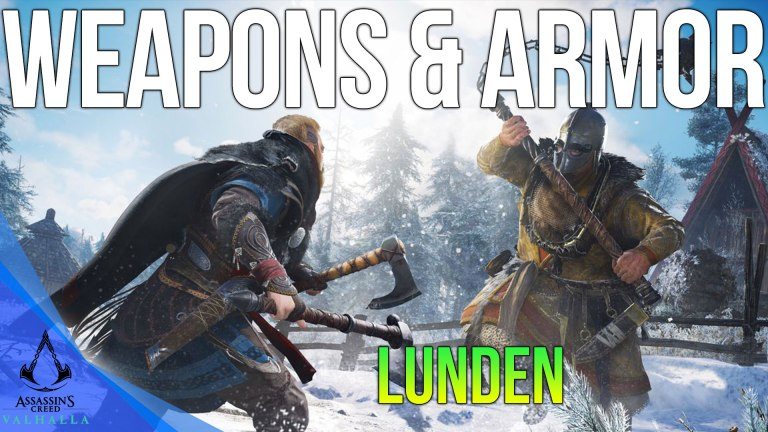 Read more about the article All Lunden Weapons & Armor Locations Assassins Creed Valhalla