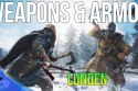 All Lunden Weapons & Armor