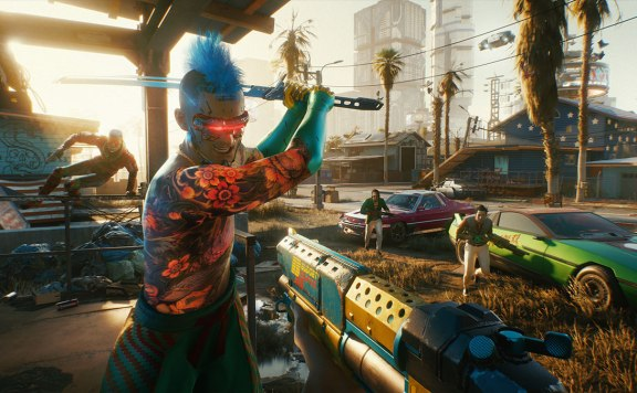 Cyberpunk 2077 Achievement List Revealed