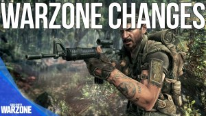 Warzone Cold War Changes