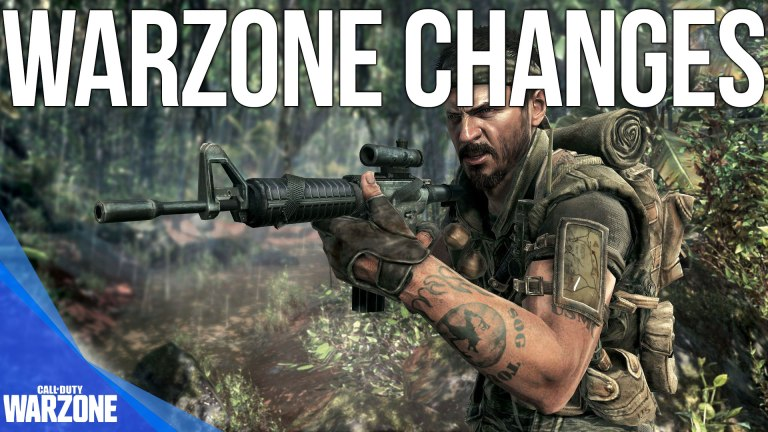 Read more about the article Warzone Cold War Changes, Pre Loading and File Size
