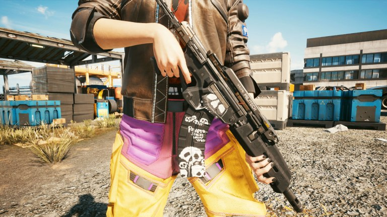Read more about the article Cyberpunk 2077 Iconic Weapons Guide
