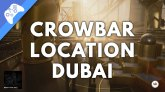 Hitman 3 Where To Find The Crowbar In Dubai