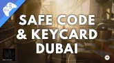 Hitman 3 - Safe Code and Evacuation Keycard Location For Emergency only Challenge (Dubai)