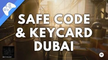Hitman 3 Penthouse Keycard Location (Dubai)