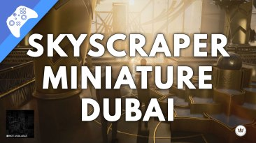 Hitman 3 - Where To Find The Skyscraper Miniature Pocket Sized Empire Challenge (Dubai)