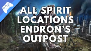 All spirit locations Nevada Desert Endron's Outpost