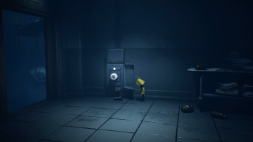 Little Nightmares 2 How To Open The Elevator At The Start of Chapter 3