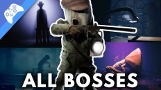 Little Nightmares 2 All Bosses