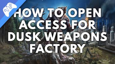 How To Open An Access For Dusk