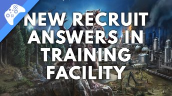 Training Facility Recruit Question Answers