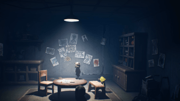 Little Nightmares 2 How To Get the Key out of the Bear
