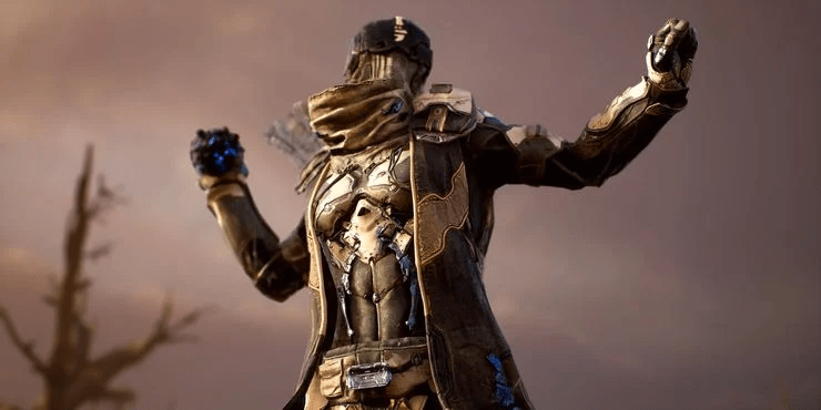 Outriders Legendary Armors Sets & How To Get Them Torrential Downpours legendary Armor