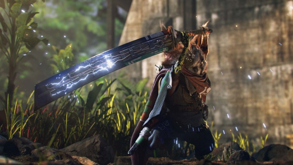 BioMutant Weapons - all the guns and melee weapons in game Biomutant Weapons