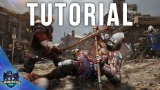 Chivalry 2 Tutorial Mission Gameplay