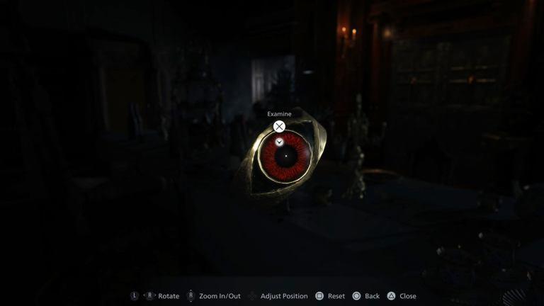 resident evil village key items list