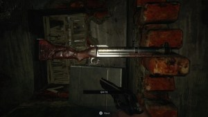Waterwheel Weapon RE8