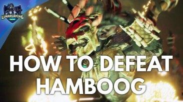 Emperor Hamboog Boss Fight and Cutscene Dungeons & Dragons Dark Alliance