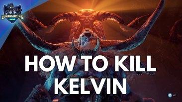 Kelvin Boss Fight & Cutscene Dungeons & Dragons Dark Alliance