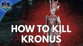 Kronus Seven Scars Boss Fight Dungeons & Dragons Dark Alliance