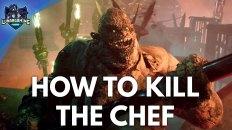 The Chef Boss Fight & Cutscene Dungeons & Dragons Dark Alliance