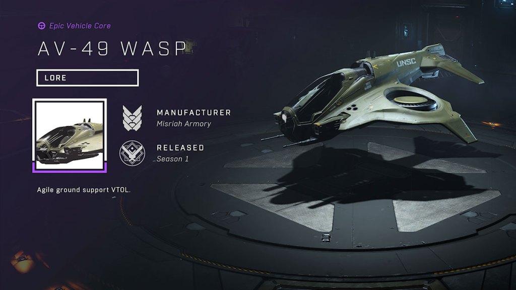 AV-49 Wasp