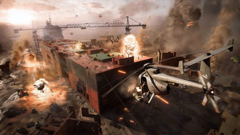 Read more about the article Battlefield 2042 All-Out War