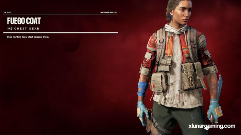 Read more about the article Fuego Armor (Incendiary Set) – Far Cry 6