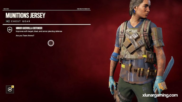 Read more about the article Munitions Armor (Ammo Set) – Far Cry 6