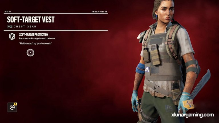 Read more about the article Soft-Target Armor (Soft-Target Set) – Far Cry 6