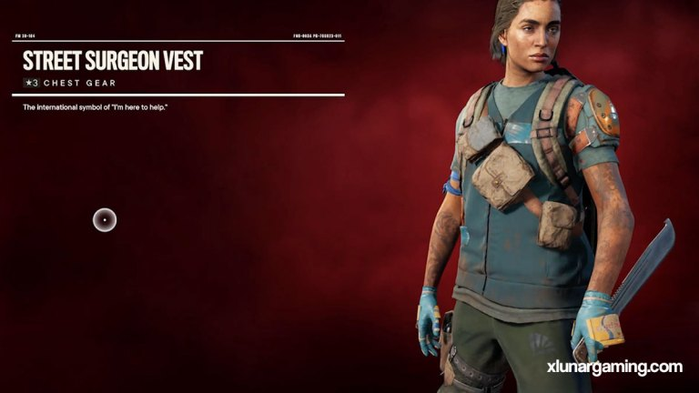 Read more about the article Street Surgeon Armor (Medic Set) – Far Cry 6