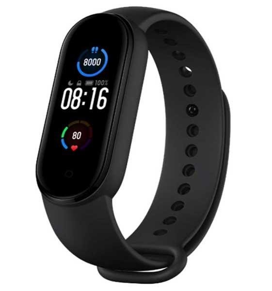 Xiaomi Mi Band 5 reloj inteligente negro