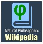Natural Philosophers Wikipedia logo