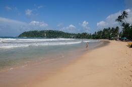 Pause on the (still a long) way to Ratnapura @ Mirissa