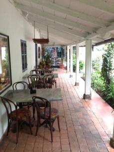 比較像是咖啡廳芬圍的用餐區!