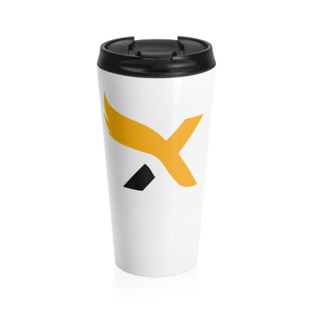 XMD X – Stainless Steel Travel Mug