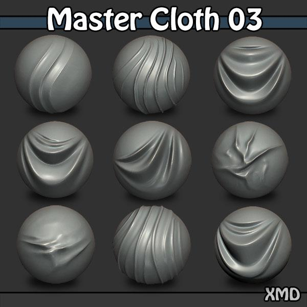 Master Cloth 03