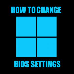 Как войти в настройки BIOS