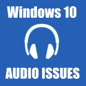 Звук не работает в Windows 10