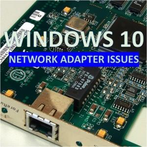 Как исправить проблемы с сетевым адаптером Windows 10?