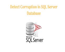 Повреждение базы данных в SQL Server