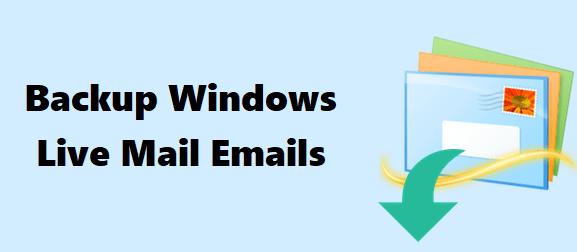 Эффективное резервное копирование электронных писем Windows Live Mail