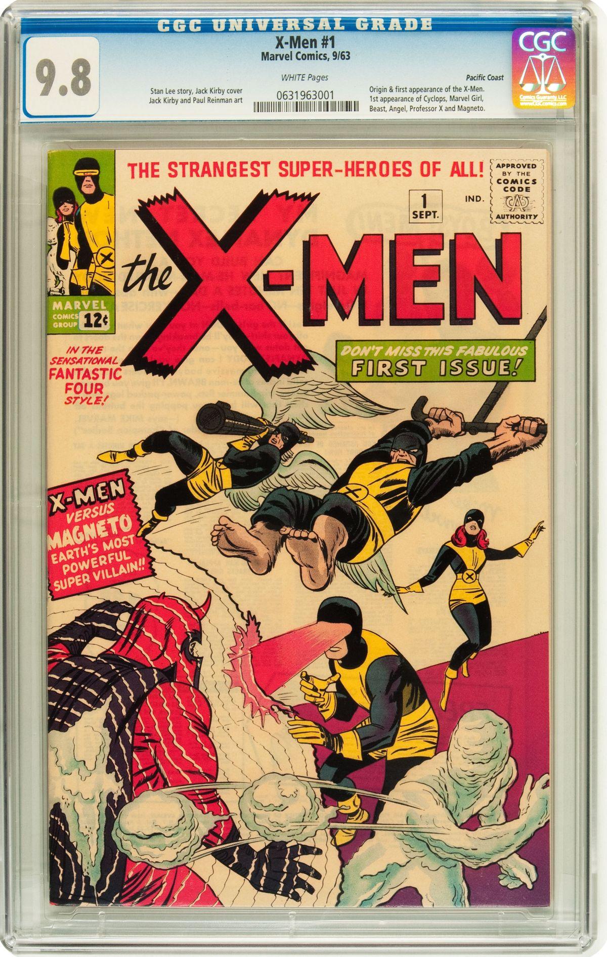 X-Men ONE
