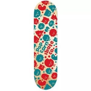 Popcorn feat. FLIM Designer Series Deck – Monsters