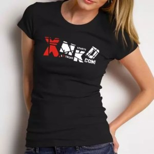 XMKD Logo T-Shirt (Womens)