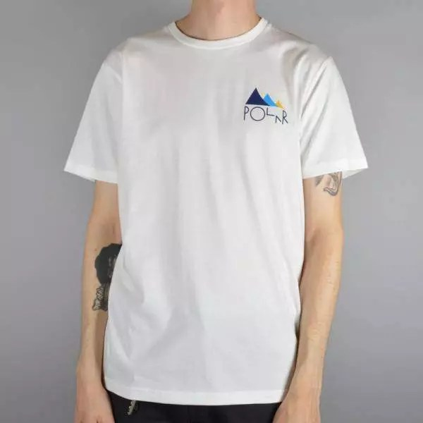 Polar Cut Out BS Nosepick Skate T-Shirt