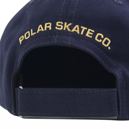 Polar Skate Co No Comply Cap