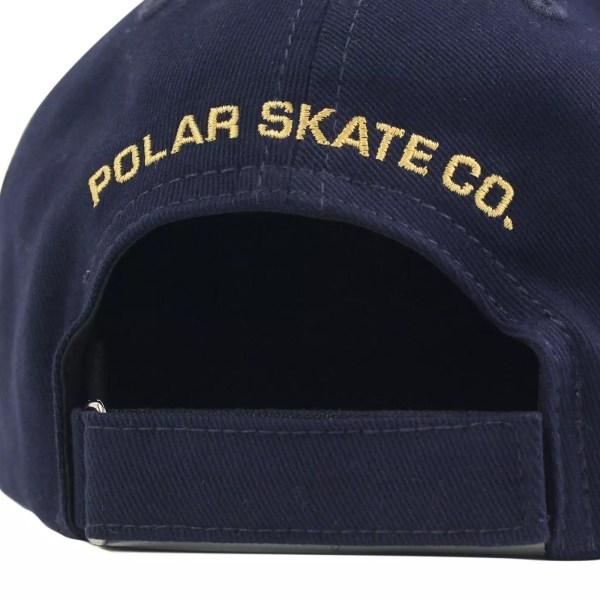 Polar Skate Co No Comply Cap
