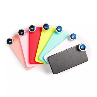 Core Lens iPhone Case 5/5s + Fisheye