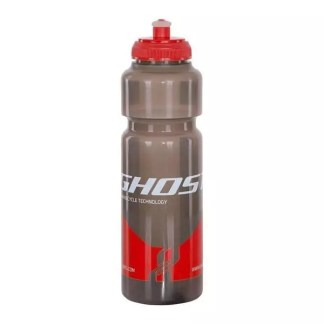Ghost Water Bottle 0,75L black/red
